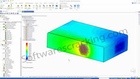 Mentor Graphics FloEFD With Plugins Free download