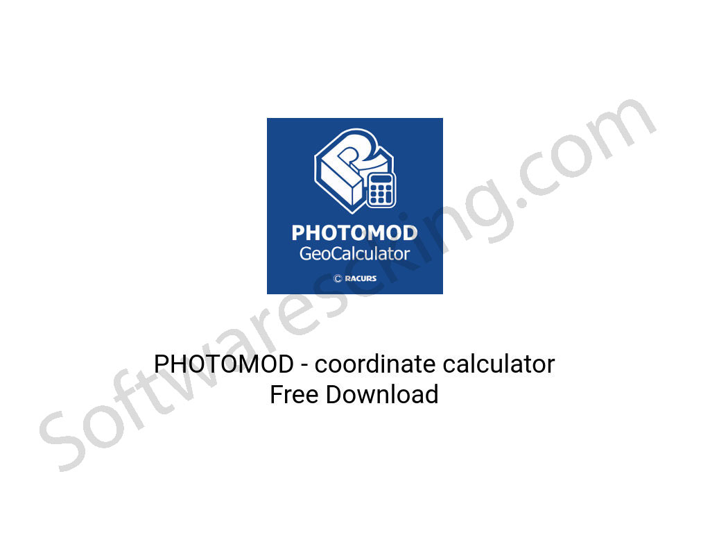 Photomod-Coordinate Calculator Free download latest version