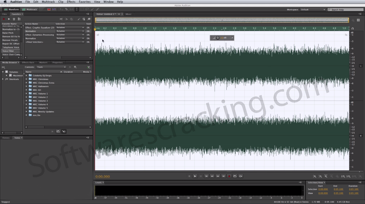Adobe Audition CC Free download