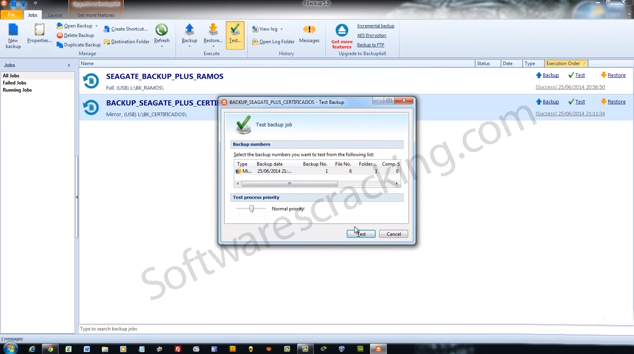 FBackup 7.4 Free download latest version