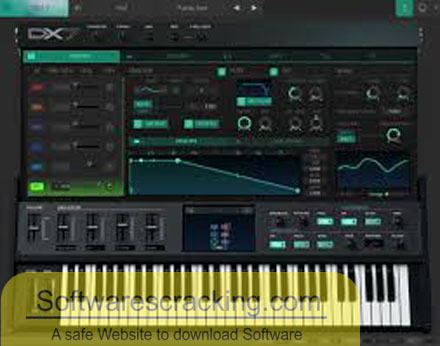 Arturia - DX7 direct download link softwaresracking.com_