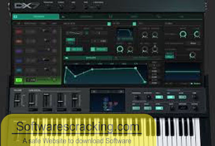 Arturia - DX7 offline installer-softwarescracking.com_