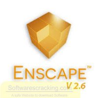 Enscape3D for Revit SketchUp Rhino ArchiCAD 2.6 free download crack offline installer