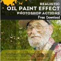 GraphicRiver – Oil Painting Effect Photoshop Action Free